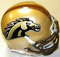 Western Michigan Broncos Mini Authentic Schutt Helmet