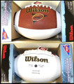 Wilson Official NCAA Autograph Football