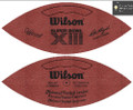 Wilson Official Super Bowl 13 Football Vikings vs Dolphins
