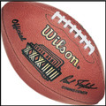 Wilson Official Super Bowl 33 Football Broncos vs Falcons