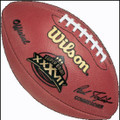 Wilson Official Super Bowl 37 Football Tampa vs Oakland