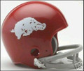 Arkansas Razorbacks 1964 Riddell NCAA Replica Throwback Mini Helmet