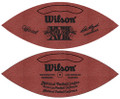 Wilson Official Super Bowl 18 XVIII Football