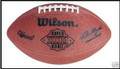 Wilson Official Super Bowl 22 XXII Football
