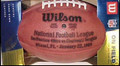 Wilson Official Super Bowl 23 XXIII Football