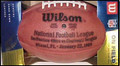 Wilson Official Super Bowl 24 XXIV Football