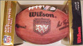 Wilson Official Super Bowl 25 XXV Football