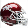 Arkansas Razorbacks Authentic Schutt XP Football Helmet