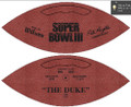 Wilson Official Super Bowl 3 Football Jets vs Colts