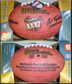 Wilson Official Super Bowl 31 XXXI Football