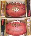 Wilson Official Super Bowl 35 XXXV Football