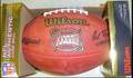 Wilson Official Super Bowl 38 XXXVIII Football