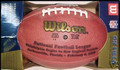 Wilson Official Super Bowl 39 XXXIX Football