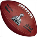 Wilson Official Super Bowl 46 Football with score