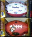 Wilson Pittsburgh Steelers SB 43 6-Time Champions Football