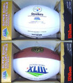 Wilson Pittsburgh Steelers SB 43 Champions Autograph Football