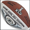 Wilson Super Bowl 45 Packers Championship Football