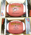 Wilson Official NCAA Replica Game Ultimate Composite Football