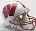Wisconsin Badgers Full Size Authentic Helmet