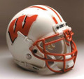 Wisconsin Badgers Full Size Authentic Schutt Helmet