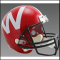 Wisconsin Badgers Full Size Replica Football Helmet Red