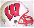 Wisconsin Badgers Mini Replica Helmet
