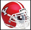 Youngstown State Penguins Mini Authentic Schutt Helmet