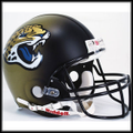 Jacksonville Jaguars 2013 Full Size Authentic Helmet