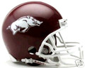 Arkansas Razorbacks Mini Replica Helmet