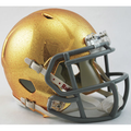 Notre Dame Fighting Irish NCAA Mini Speed Football Helmet Hydrofx