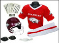 Arkansas Razorbacks NCAA Deluxe Youth Uniform Set