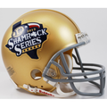 Notre Dame Fighting Irish NCAA Mini Football Helmet Texas Souvenir