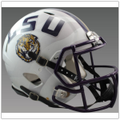 LSU Tigers HydroFX Speed Authentic Football Helmet