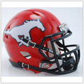 Calgary Stampeders CFL Mini Speed Helmet