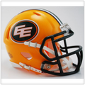 Edmonton Eskimos CFL Mini Speed Helmet
