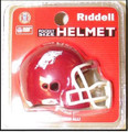 Arkansas Razorbacks NCAA Riddell Pocket Pro Helmet