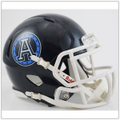 Toronto Argonauts CFL Mini Speed Helmet
