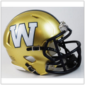 Winnipeg Blue Bombers CFL Mini Speed Helmet