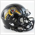 Hamilton Tiger Cats CFL Mini Speed Helmet