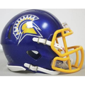 San Jose State Spartans Mini Speed Helmet