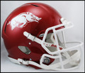 Arkansas Riddell Mini Speed Revolution Football Helmet