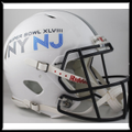 Super Bowl XLVIII 48 Authentic Revolution Speed Football Helmet