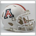 Arizona Wildcats Mini Speed Helmet