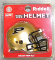 Purdue Boilermakers NCAA Pocket Pro Single Football Helmet