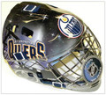 Edmonton Oilers NHL Full Size Street Extreme Youth Goalie Mask