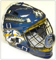 Nashville Predators NHL Full Size Street Extreme Youth Goalie Mask