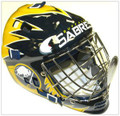Buffalo Sabres NHL Full Size Street Extreme Youth Goalie Mask