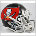Tampa Bay Buccaneers 2014 Mini Speed Football Helmet