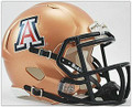 Arizona Wildcats COPPER NCAA Mini Speed Helmet