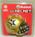 Vanderbilt Commodores NCAA Riddell Pocket Pro Helmet
